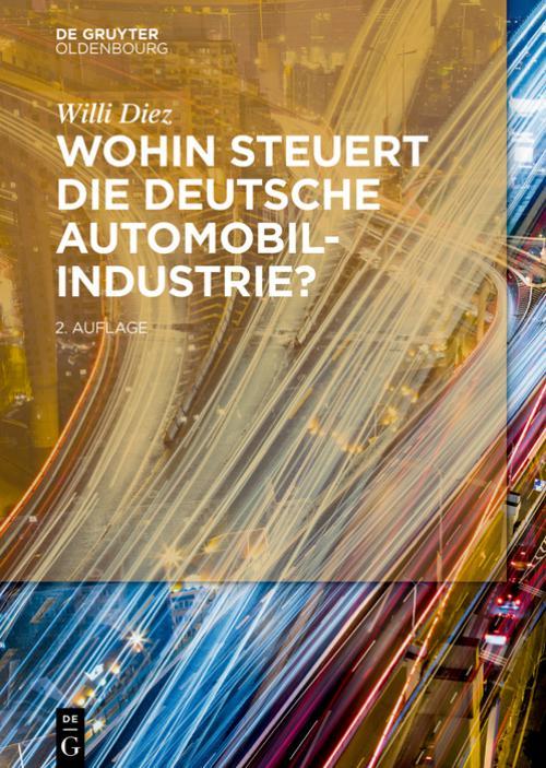 Wohin steuert die deutsche Automobilindustrie? cover
