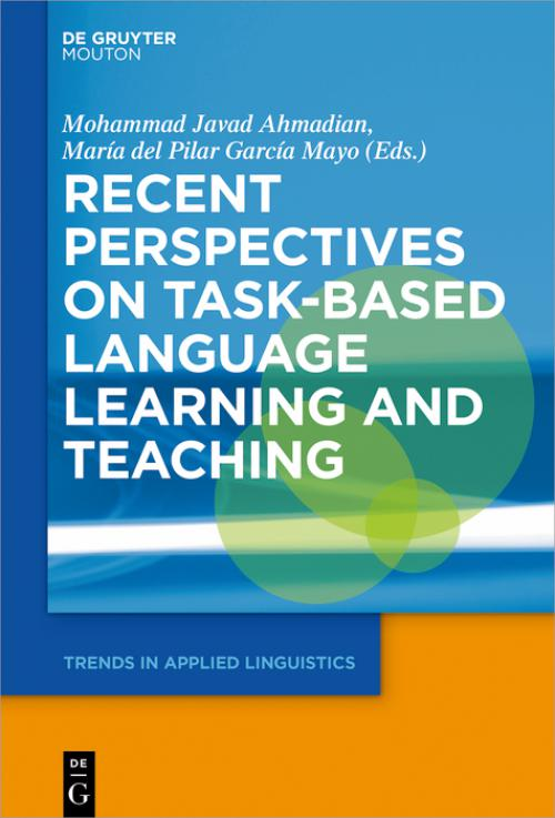 Recent Perspectives on Task-Based Language Learning and Teaching cover