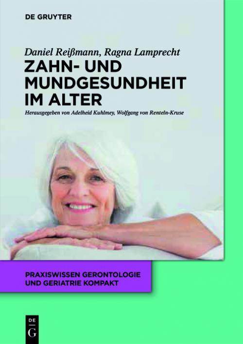 Zahn- und Mundgesundheit im Alter cover