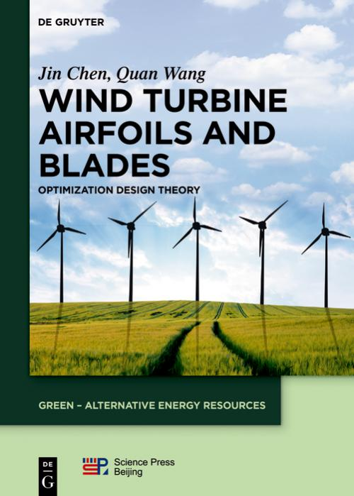 Wind Turbine Airfoils and Blades cover