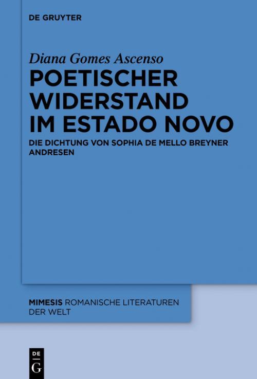 Poetischer Widerstand im Estado Novo cover