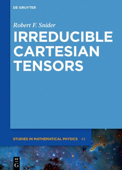 Irreducible Cartesian Tensors cover