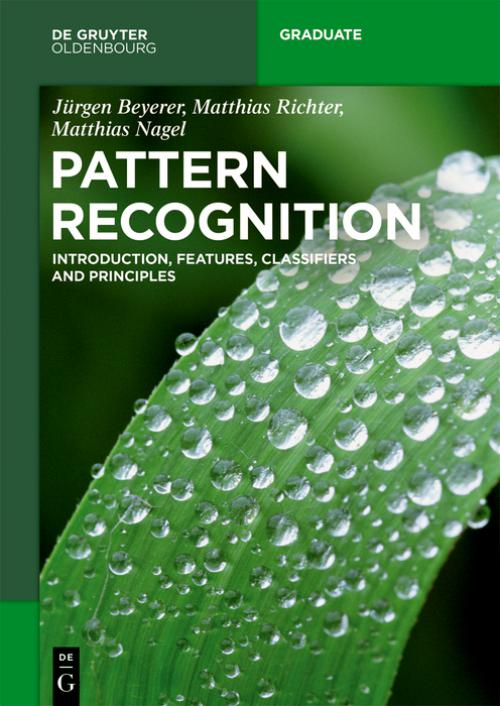 Pattern Recognition cover