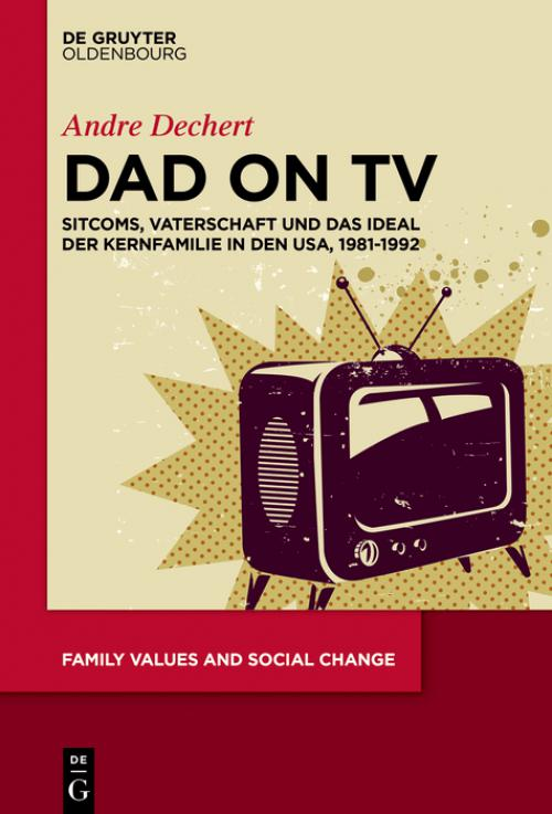 Dad on TV cover
