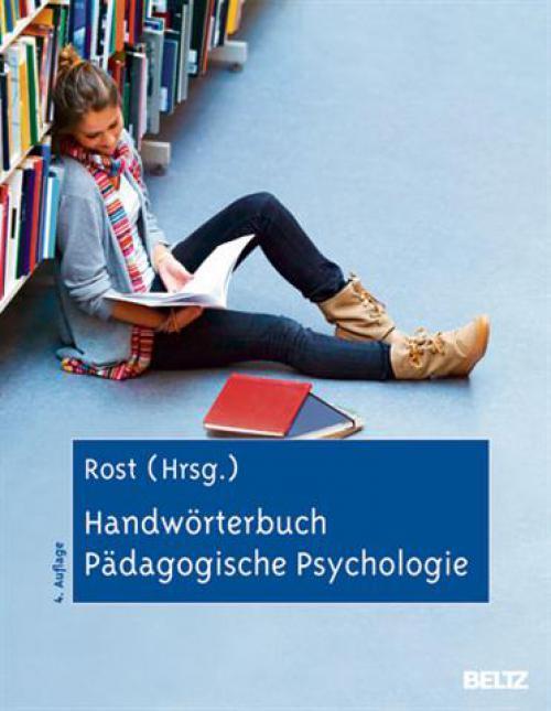 Handwörterbuch Pädagogische Psychologie cover