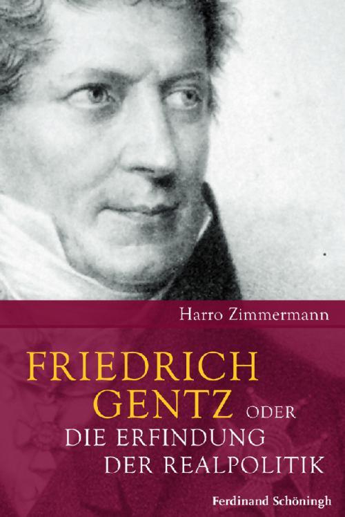 Friedrich Gentz cover