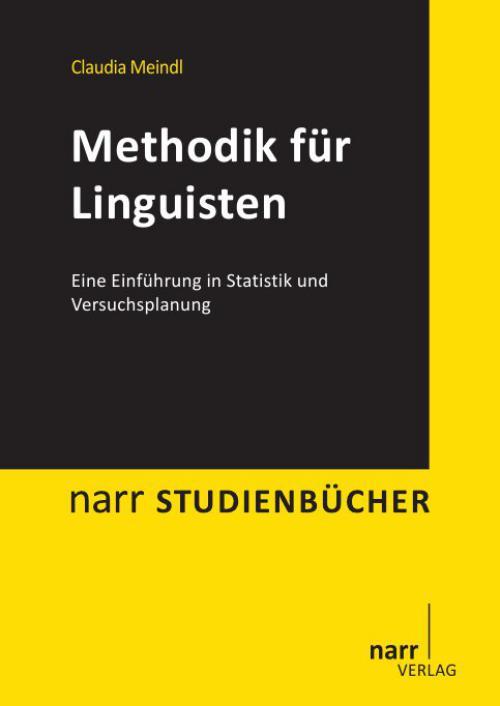 Methodik für Linguisten cover