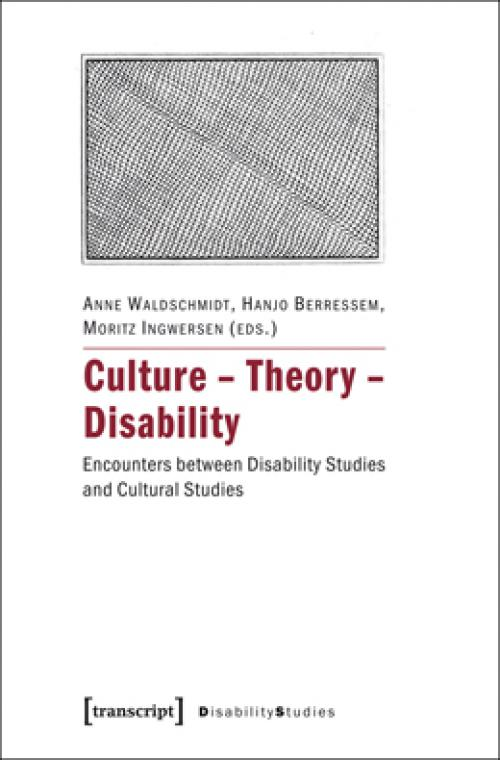 Culture - Theory - Disability cover