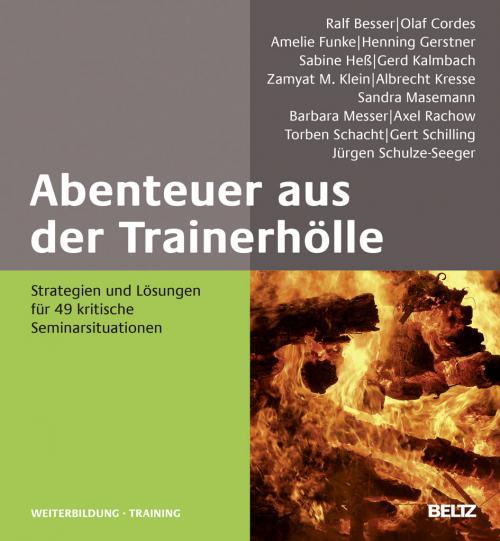 Abenteuer aus der Trainerhölle cover
