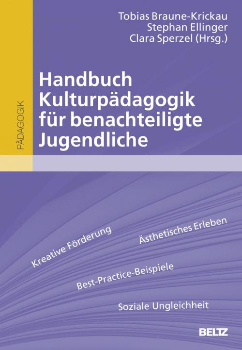 Handbuch Kulturpädagogik für benachteiligte Jugendliche cover