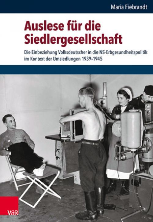 Auslese für die Siedlergesellschaft cover