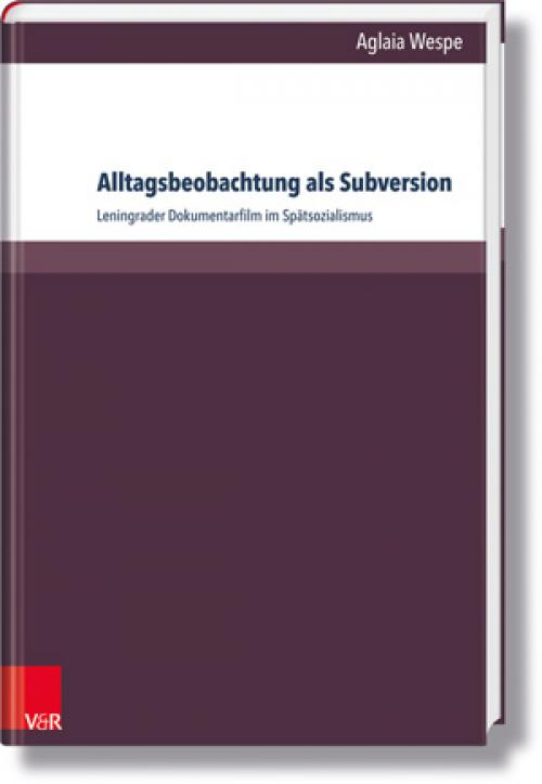 Alltagsbeobachtung als Subversion cover