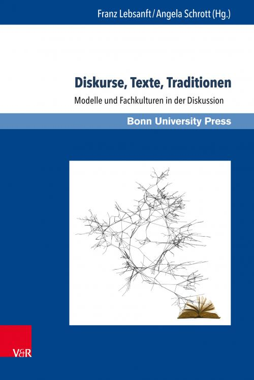 Diskurse, Texte, Traditionen cover