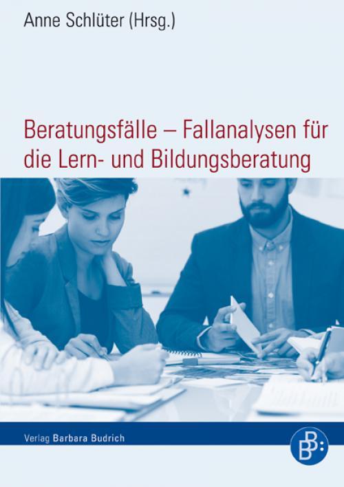 Beratungsfälle – Fallanalysen für die Lern- und Bildungsberatung cover