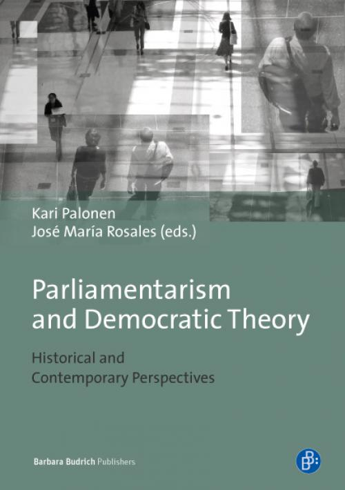 Parliamentarism and Democracy Theory cover