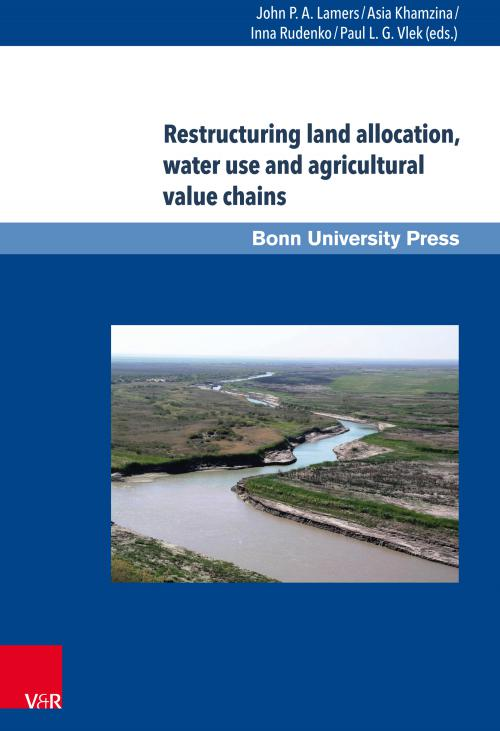 Restructuring Land and Water Use cover
