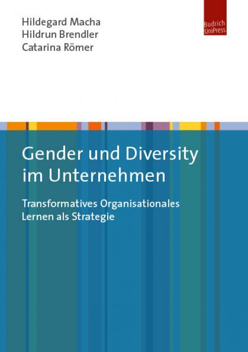 Gender und Diversity im Unternehmen cover