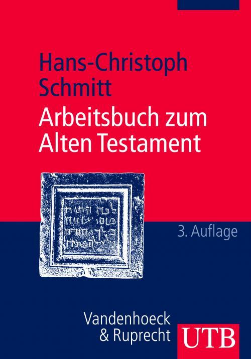 Arbeitsbuch zum Alten Testament cover