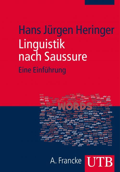 Linguistik nach Saussure cover