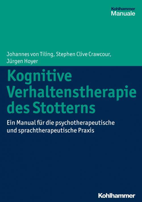 Content-Select: Kognitive Verhaltenstherapie des Stotterns
