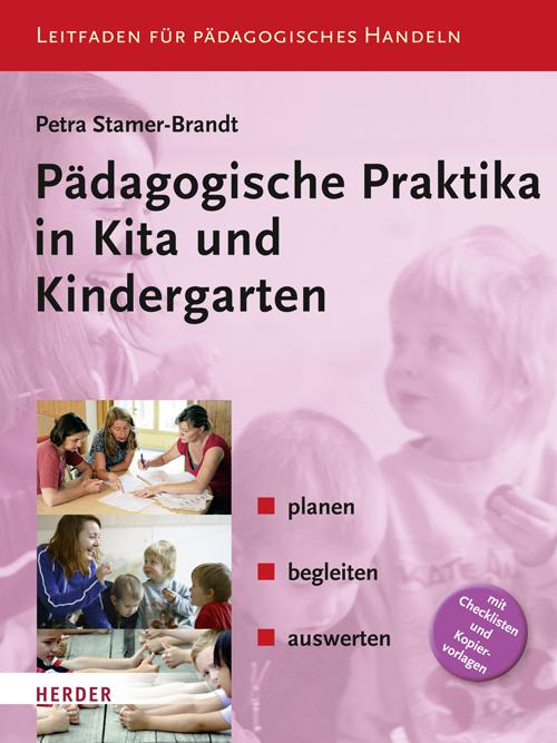 Pädagogische Praktika in Kita und Kindergarten cover