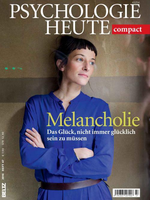 Psychologie Heute Compact 47 cover