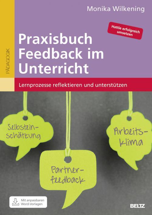 Praxisbuch Feedback im Unterricht cover