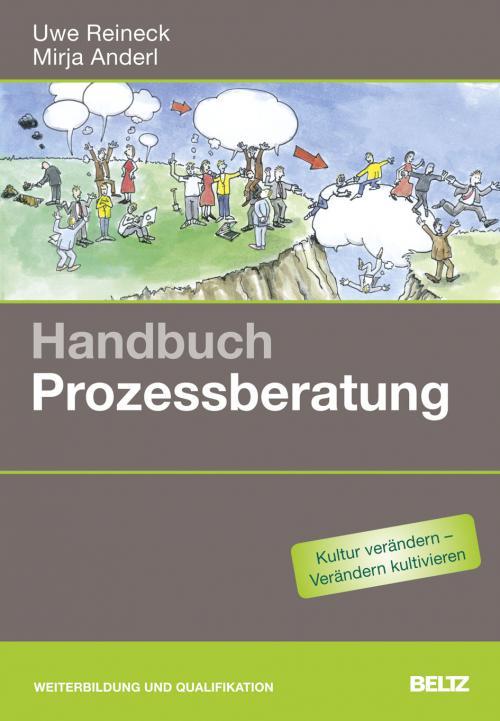 Handbuch Prozessberatung cover