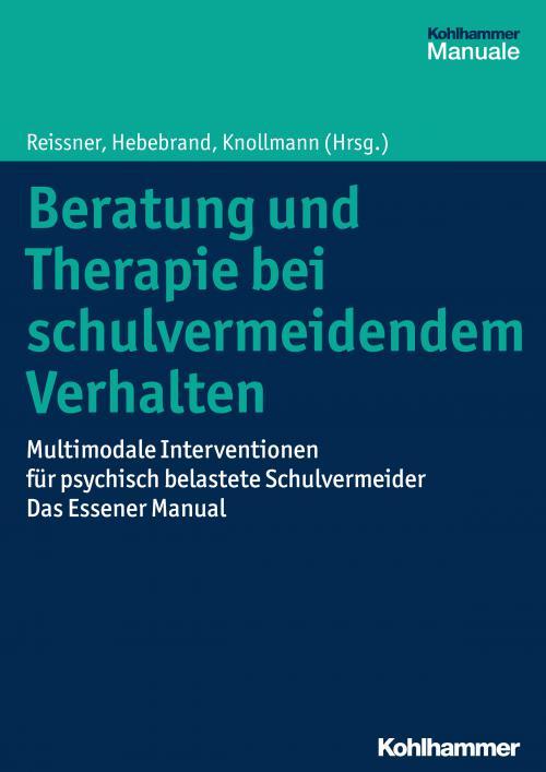 Beratung und Therapie bei schulvermeidendem Verhalten cover