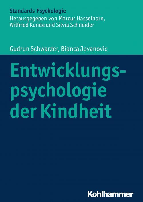 Entwicklungspsychologie der Kindheit cover