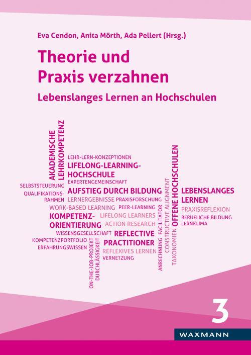 Theorie und Praxis verzahnenLebenslanges Lernen an Hochschulen cover