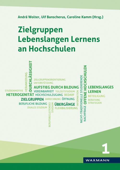 Zielgruppen Lebenslangen Lernens an Hochschulen cover