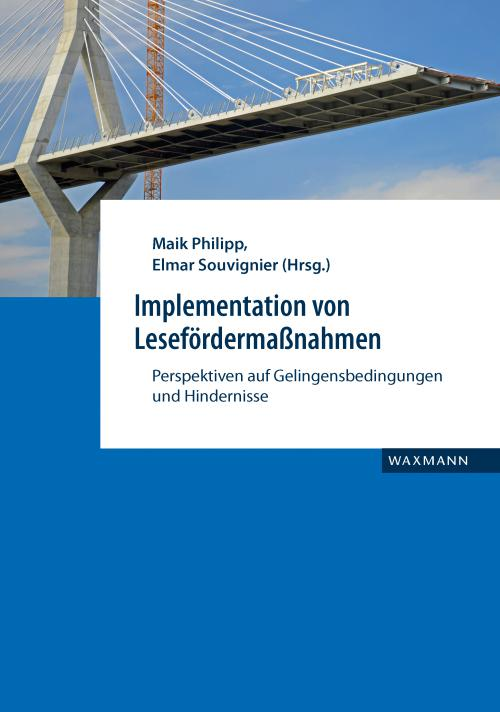 Implementation von Lesefördermaßnahmen cover