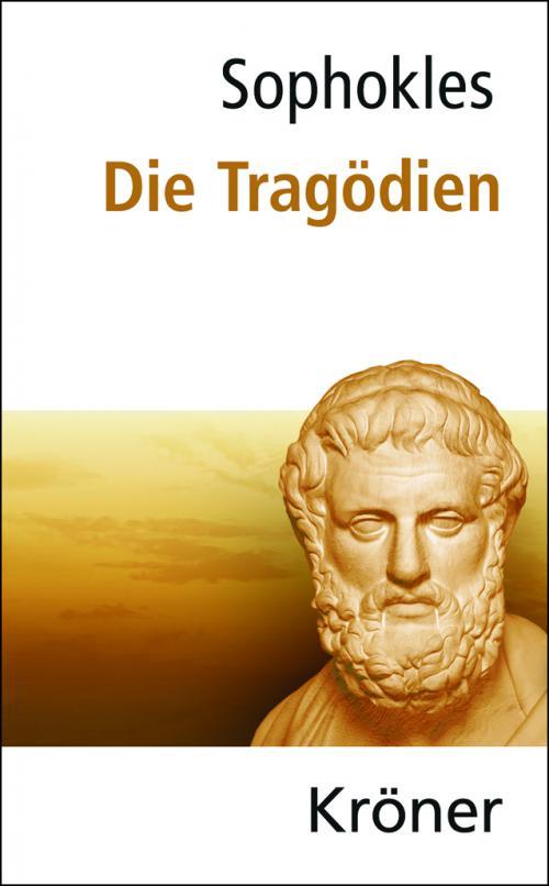 Sophokles: Die Tragödien cover