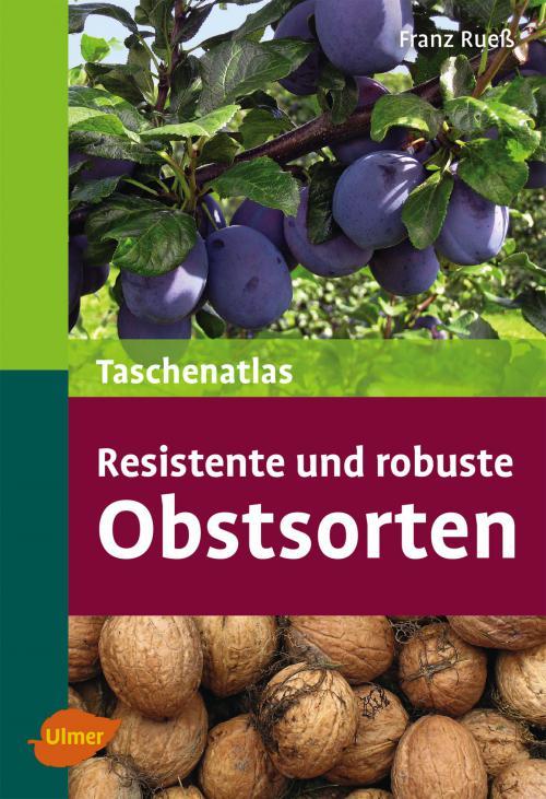 Taschenatlas resistente und robuste Obstsorten cover