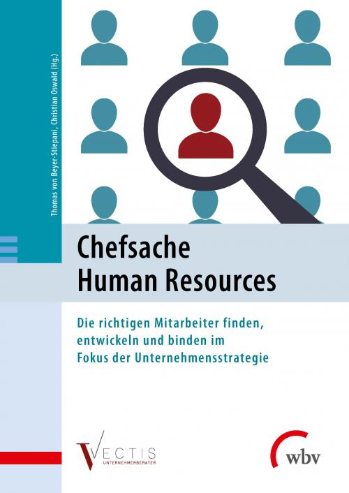 Chefsache Human Resources cover