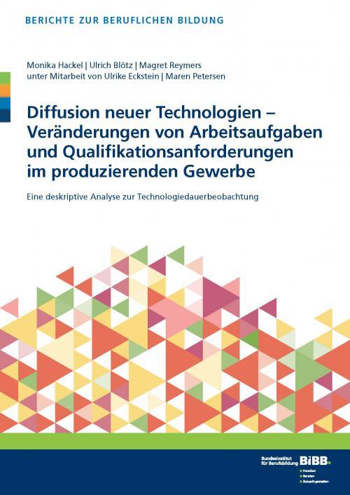 Diffusion neuer Technologien - cover