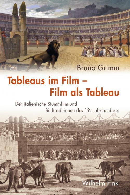 Tableaus im Film -- Film als Tableau cover