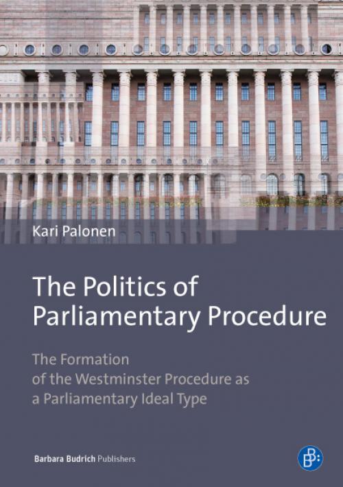 The Politics of Parliamentary Procedure cover