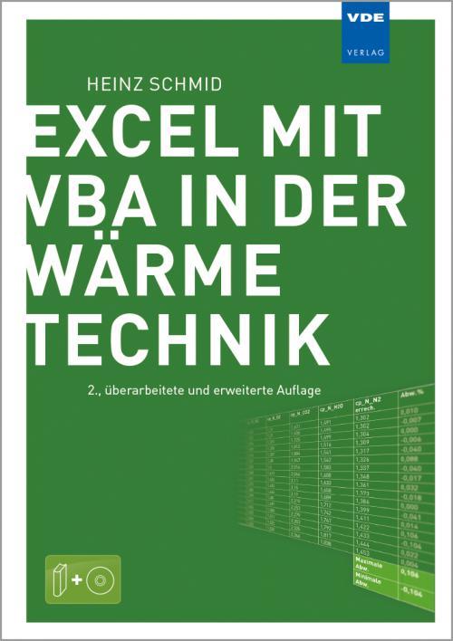 Content-Select: Excel mit VBA in der Wärmetechnik