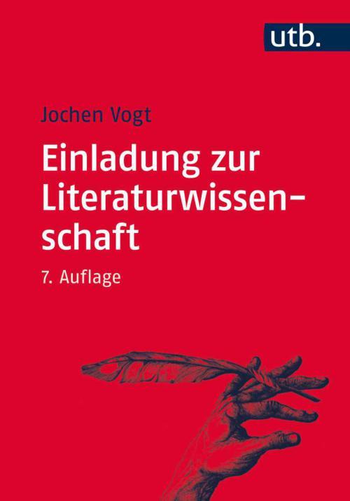 Einladung zur Literaturwissenschaft cover