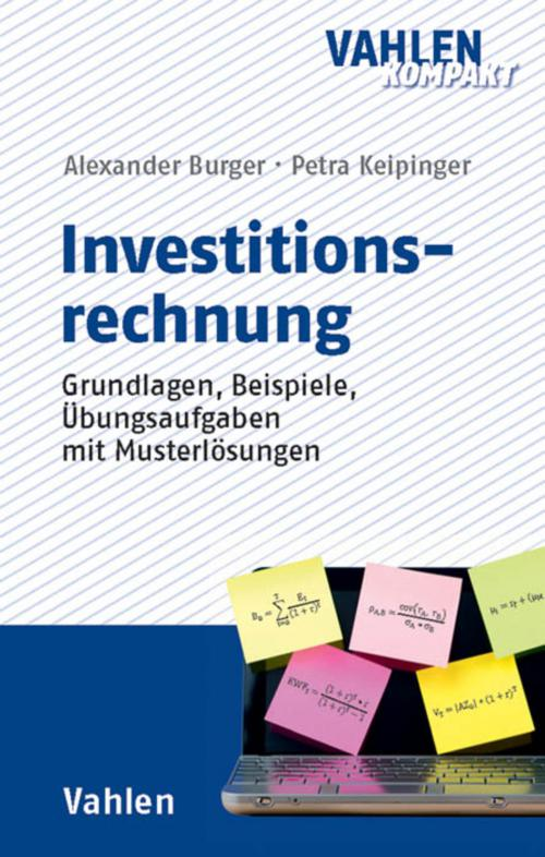 Investitionsrechnung cover