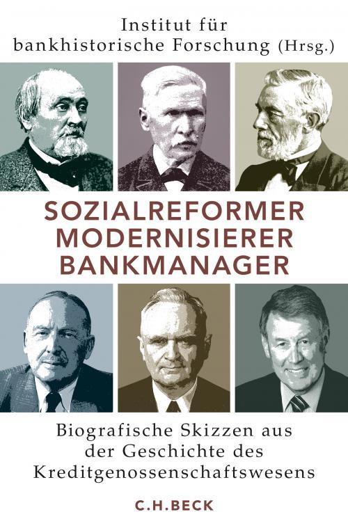 Sozialreformer, Modernisierer, Bankmanager cover