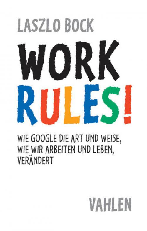 Work Rules! cover
