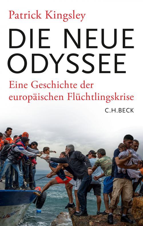 Die neue Odyssee cover