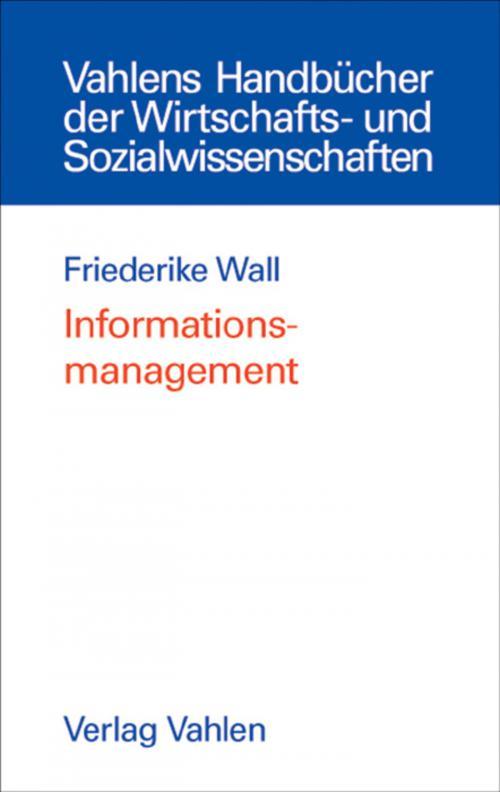 Informationsmanagement cover