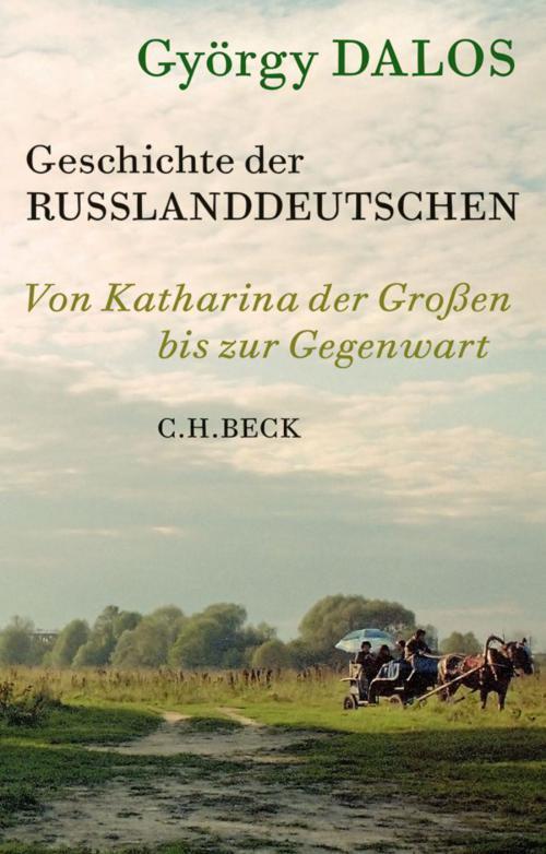 Geschichte der Russlanddeutschen cover