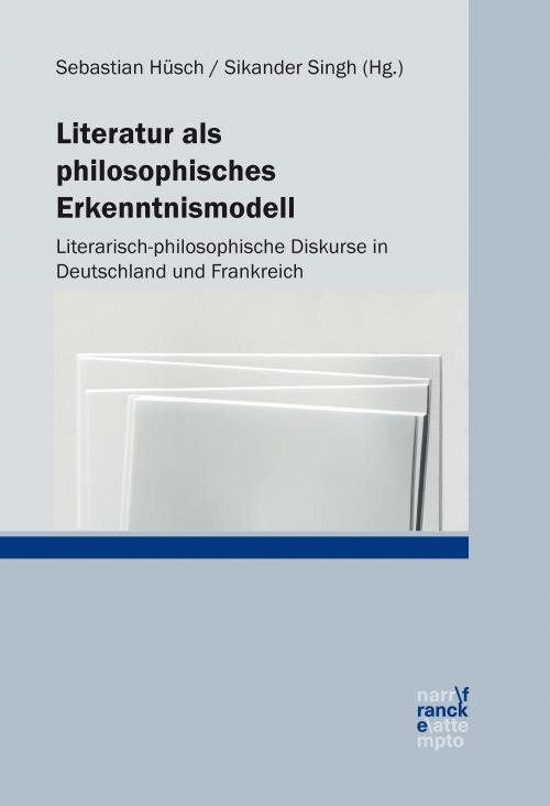 Literatur als philosophisches Erkenntnismodell cover