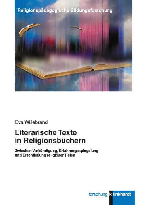Literarische Texte in Religionsbüchern cover