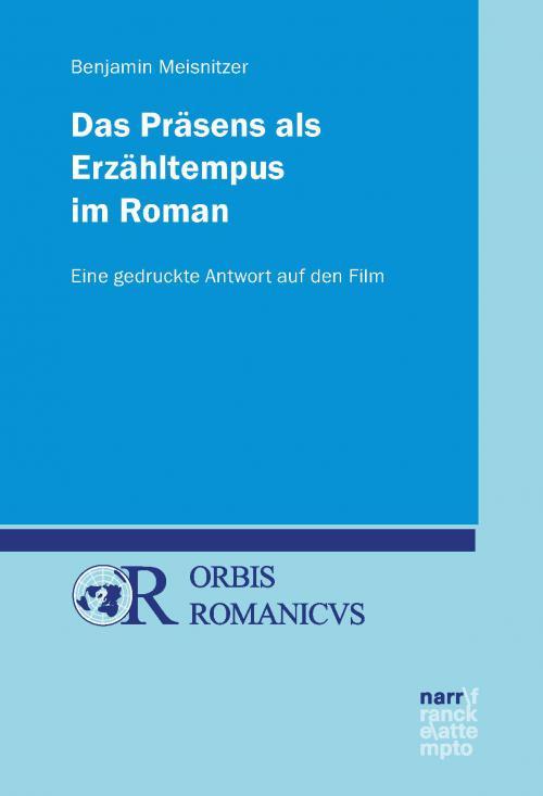 Das Präsens als Erzähltempus im Roman cover